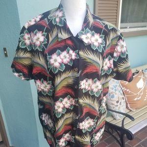 Reyn Spooner Tiki Shirt